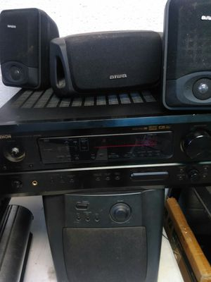 Stereo system and speakers for Sale in Indianapolis, IN