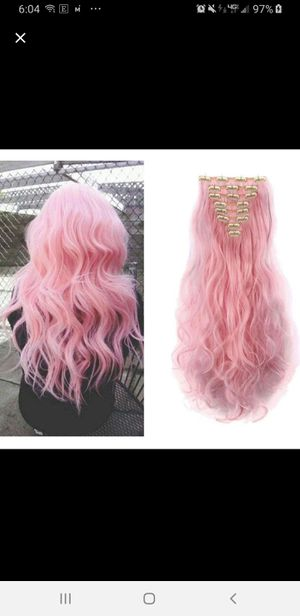 Pink Clip in Extension for Sale in Gardena, CA