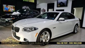 2015 BMW 5 Series for Sale in Woodbury, NY