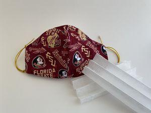 FSU Mask w Filters for Sale in Jacksonville, FL