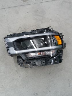 Ram Turbo Diesel 2020 Headlamp Driver Side for Sale in Denver,  CO