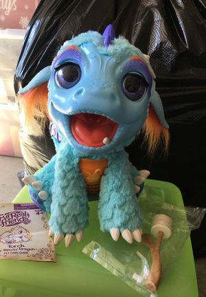 FurReal Friends Torch My Blazin' Dragon for Sale in Vacaville, CA