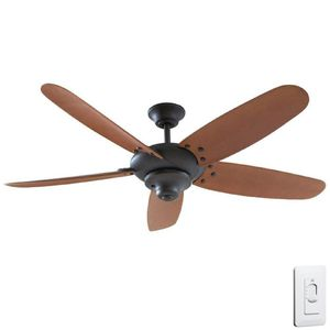 Altura 60 in. Outdoor Oil-Rubbed Bronze Ceiling Fan by Home Decorators Collection NEW for Sale in Plantation, FL