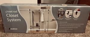 Whitmor Closet Organizer New in Box for Sale in Lynnwood, WA