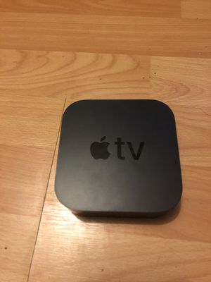 Apple TV 4K 32 gb not working for Sale in Washington, DC