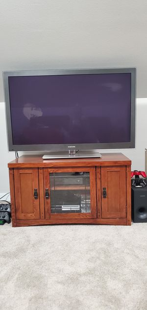 TV stand for Sale in Snohomish, WA
