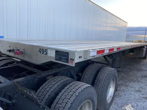 2020 53 FT Flat bed trailer for Sale in Chicago, IL