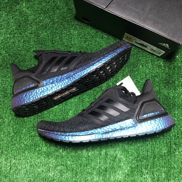 """Adidas Ultra boost 20 """"ISS US national lab core black"""""""