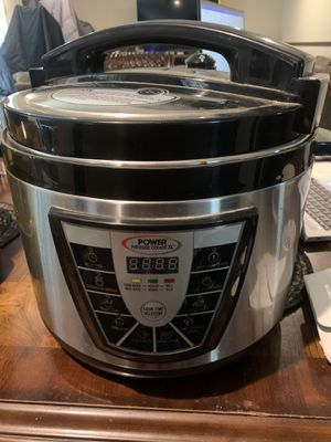 Power Cooker and Nuwave for Sale in Bunker Hill, WV