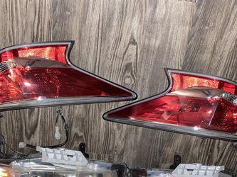 2014 Nissan Altima Oem Tail Lights & Headlights for Sale in San Antonio,  TX
