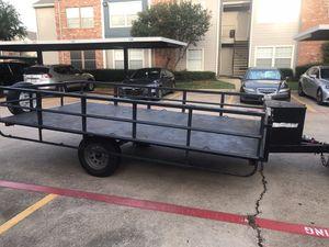 5x10 utility trailer (traila) for Sale in Dallas, TX