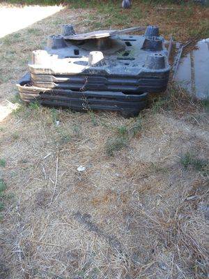 FREE. 6 Black pallets for Sale in City of Industry, CA