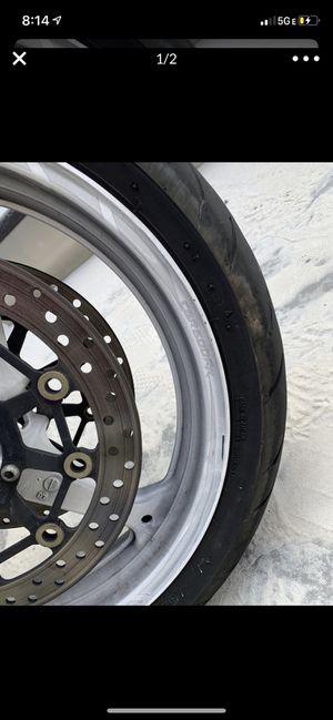 Cbr600rr wheels / rims / rines solamente!!! for Sale in Miami, FL