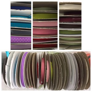 Lot of 19 rolls of 3/8 inch Grosgrain and Satin Ribbon for Sale in North Tustin, CA