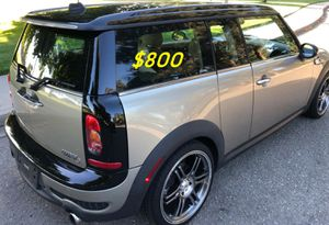 ❇️URGENT $8OO I am the first owner and I want to sell a 2009 Mini cooper Runs and drive strong!,,.,,., ❇️ for Sale in Phoenix, AZ