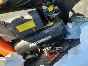 Durabuilt model DB1552 Air Compressor. for Sale in Rockville, MD