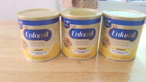 Enfamil baby milk for Sale in Miami, FL
