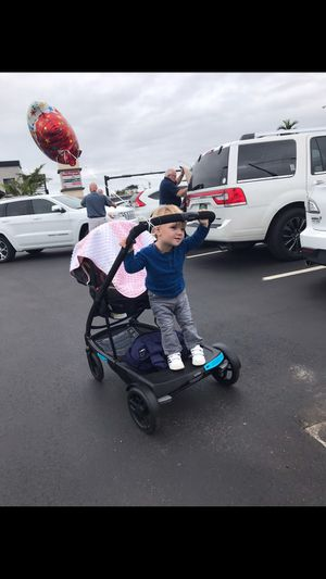Greco 2 seat stroller- car seat not included in naples fl for Sale in Naples, FL