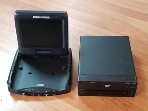 Car DVD Dolby Digital Player With Screen for Sale in Los Angeles, CA