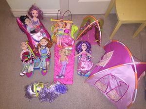 groovy girl doll set for Sale in Houston, TX
