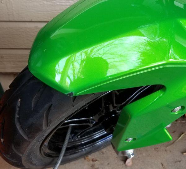 2017 Kawasaki Z125 Pro for Sale in Sacramento, CA - OfferUp