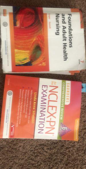 Practical nursing textbooks for Sale in Phoenix, AZ