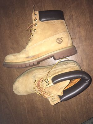 Size 12 timberlands for Sale in Raleigh, NC