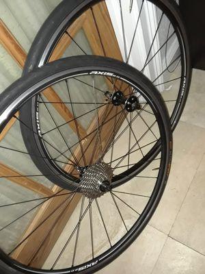 Axis 2.0 11-speed 700c wheels $150 FIRM for Sale in Deerfield Beach, FL