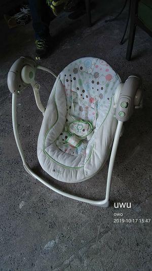 Fisher Price Portable Baby Swing for Sale in Philadelphia, PA