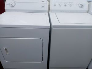 Kenmore set with warranty for Sale in Fresno, CA