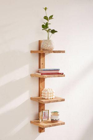 Takara Column Wood Wall Shelf for Sale in San Diego, CA