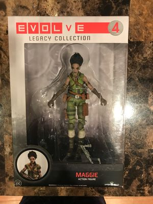 Action Figure - Maggie - Legacy Collection - Evolve 4 for Sale in El Cajon, CA