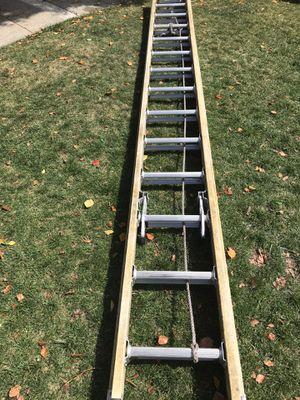Werner ladder for Sale in Hayward, CA