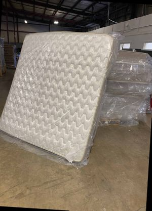 Queen and king brand new mattress ! Made in USA ! Must sell! Liquidation event 3F6 for Sale in Ontario, CA