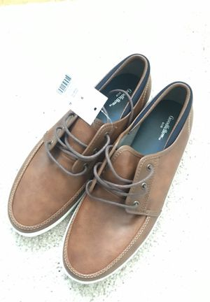 Brown leather shoes - 9.5 men for Sale in New York, NY
