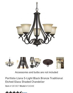 Chandelier for Dining or Living Room for Sale in Miami Gardens, FL