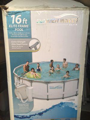 16ft x 48in Pool for Sale in Denver, CO