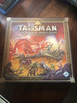 Talisman board game for Sale in Austin, TX