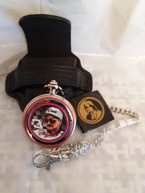 Dale Earnhardt Sr. Pocket Watch