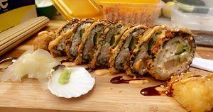 sushi Hugo's frito big opening for Sale in Sacramento, CA