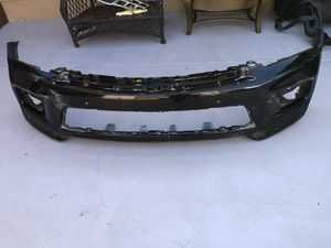 Inifiti QX80 2014 2015 2016 2017 front bumper for Sale in Lawndale, CA