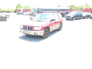 1999 Subaru Forester all-wheel drive ice cold AC runs and drives for Sale in WARRENSVL HTS, OH