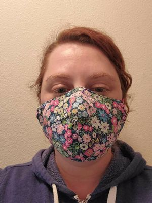 Holiday Cotton Face masks $7.00 each for Sale in Portland, OR