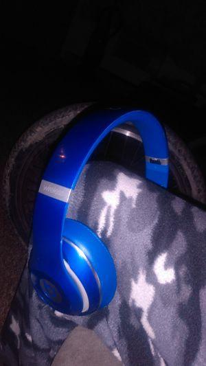 Blue Beats Wireless Studio Headphones for Sale in Morgantown, WV