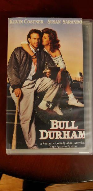 Bull Durham Beta Video Tape for Sale in La Grange Park, IL