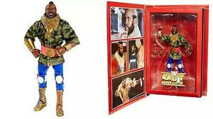 SDCC 2020 Mattel Exclusive WWE MR. T Elite Collection Action Figure for Sale in San Jose, CA