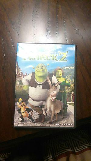 Shrek 2 Movie Dvd for Sale in Lake Worth, FL