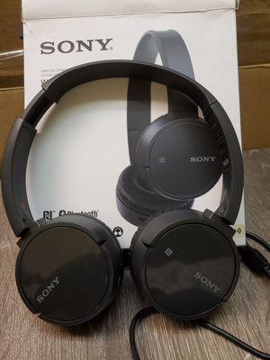 Sony - WH-CH500 Wireless On-Ear Headphones - Black for Sale in Casselberry, FL