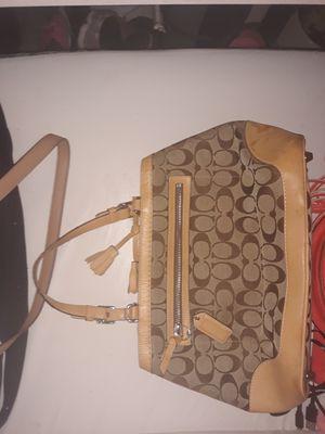 Coach purse for Sale in Burlington, MA