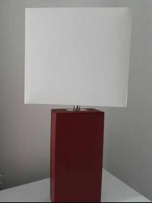 (Set 2 ) table lamps for Sale in Hialeah, FL